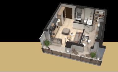 conest_apartament_1A